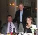 Mike Sweeney, Jim Vahey, and Helen d'Assatouroff