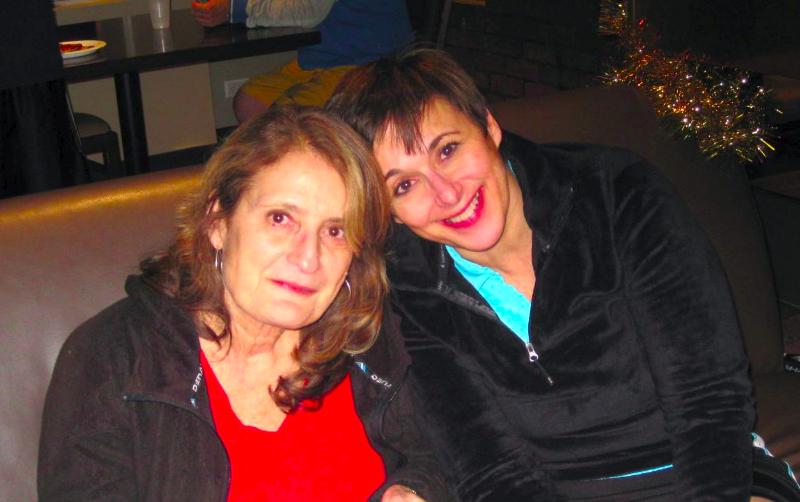 Helen d\'Assatouroff and Peggy Harrison