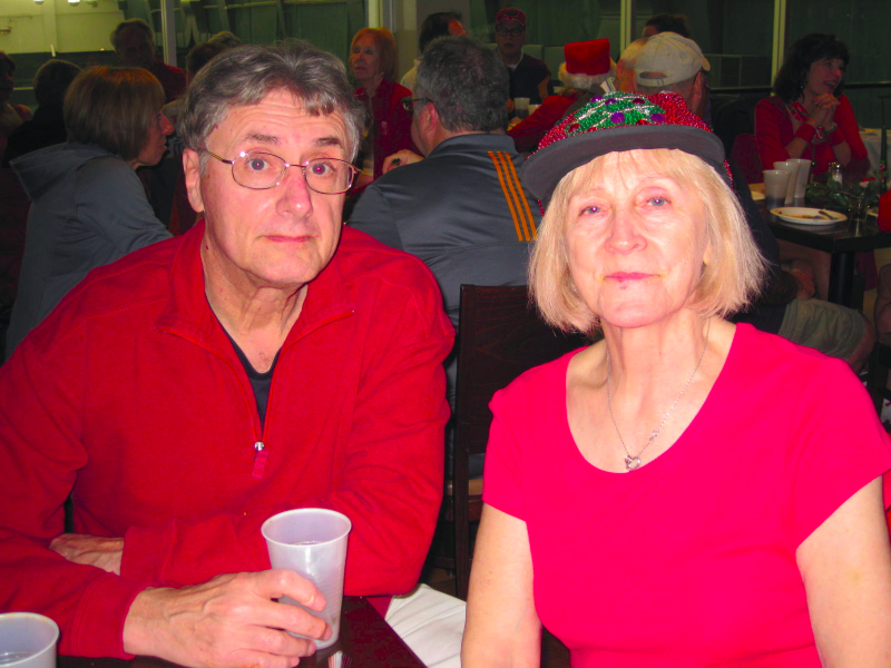 Bill Himmelmann and Kathy Mikel