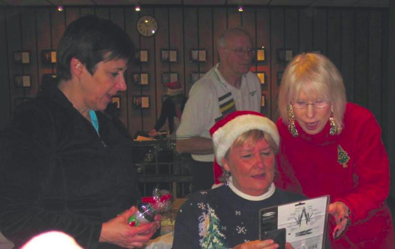 Peggy Harrison, Jo Ann Grace, Robin Winter Odem