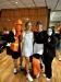Alan Mesh, Michelle Watters, Laura Dee  and Helen d\'Assatouroff