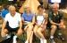 Bob and Anne Goldman, Laura and Jim Dee